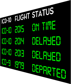 ICD-10 On Time