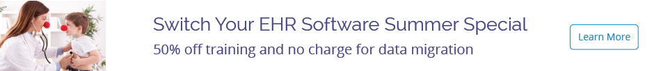EHR Software Summer Special Banner