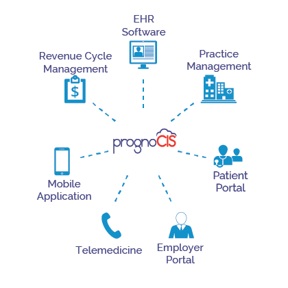 EHR Software and Services from PrognoCIS
