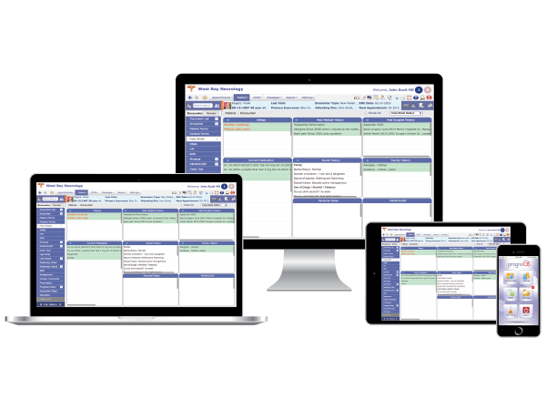 EHR Software Mobile Devices