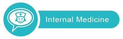 Internal medicine EHR