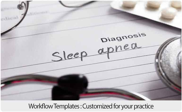 Sleep EHR software