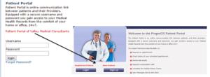 Patient Portal URL