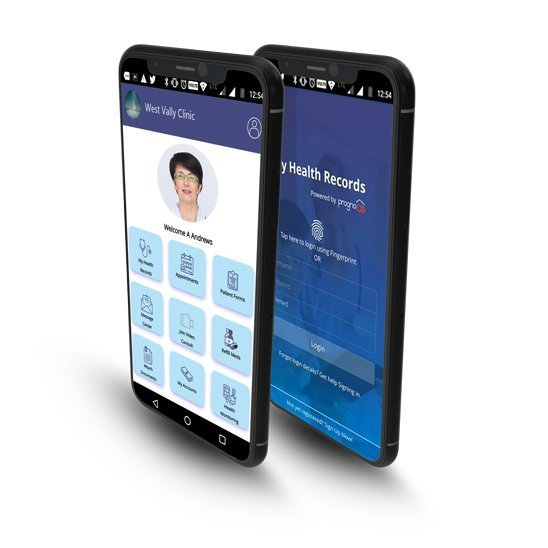 Prognocis telehealth app
