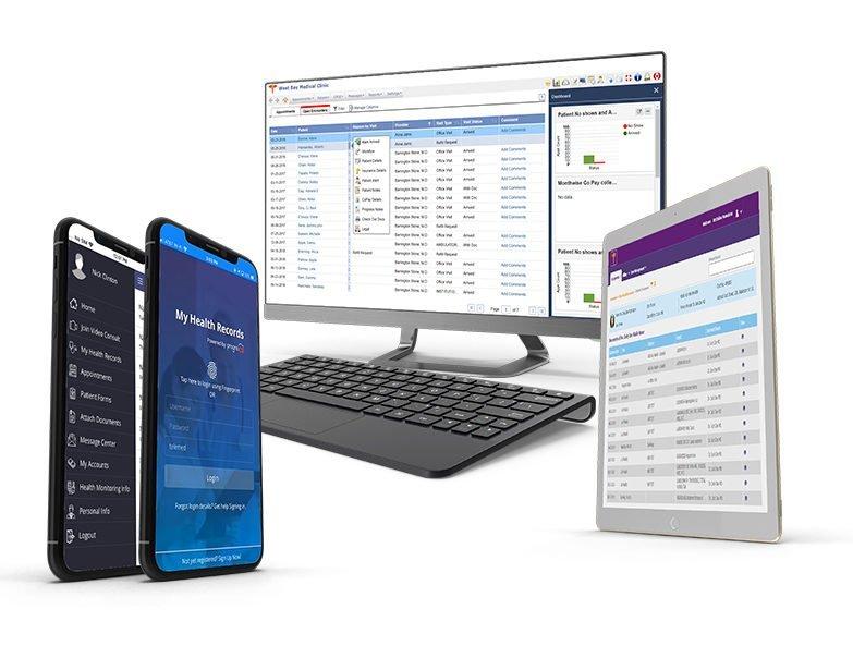 Prognocis - Multiscreen EHR system