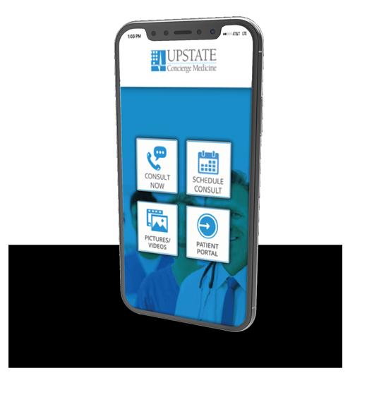 Prognocis custom mobile app