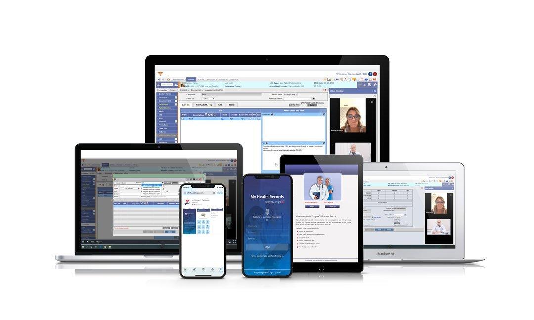 Prognocis integrated ehr software