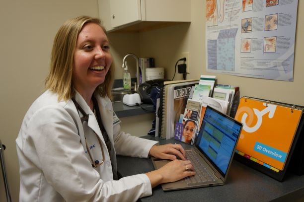 PRC Theresa using Prognocis EHR Software