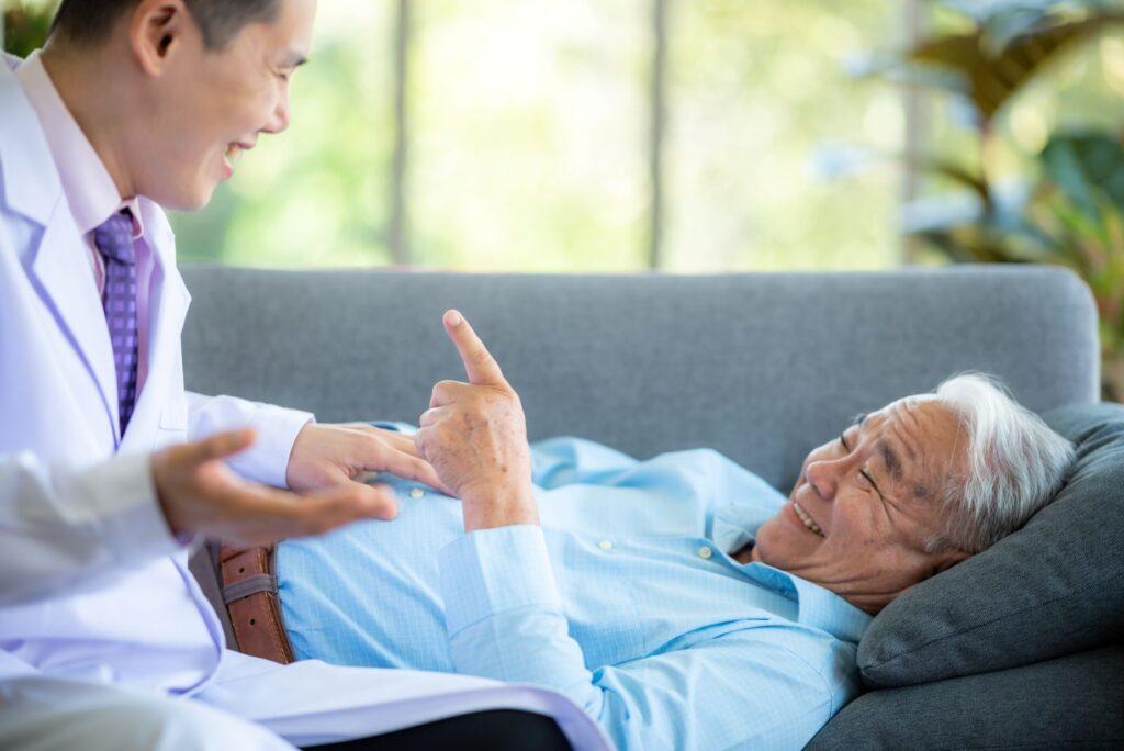 positive patient interaction