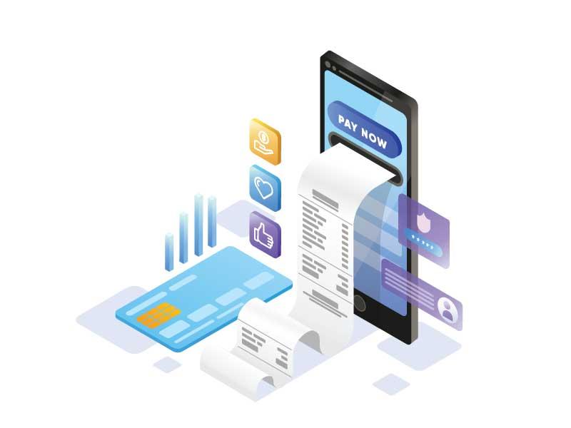 Patient payment collection service