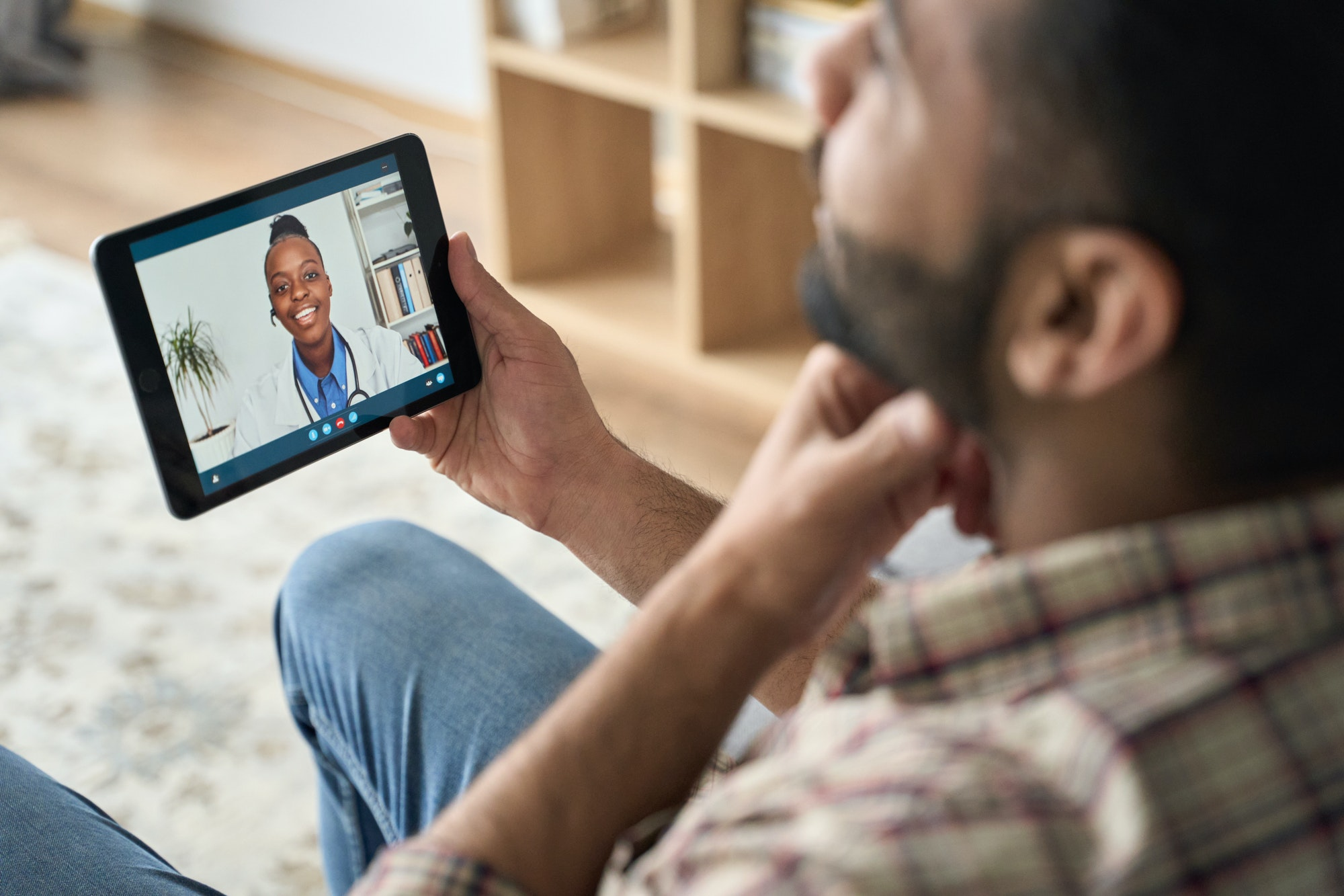 After-Hours Healthcare with Telehealth Platform