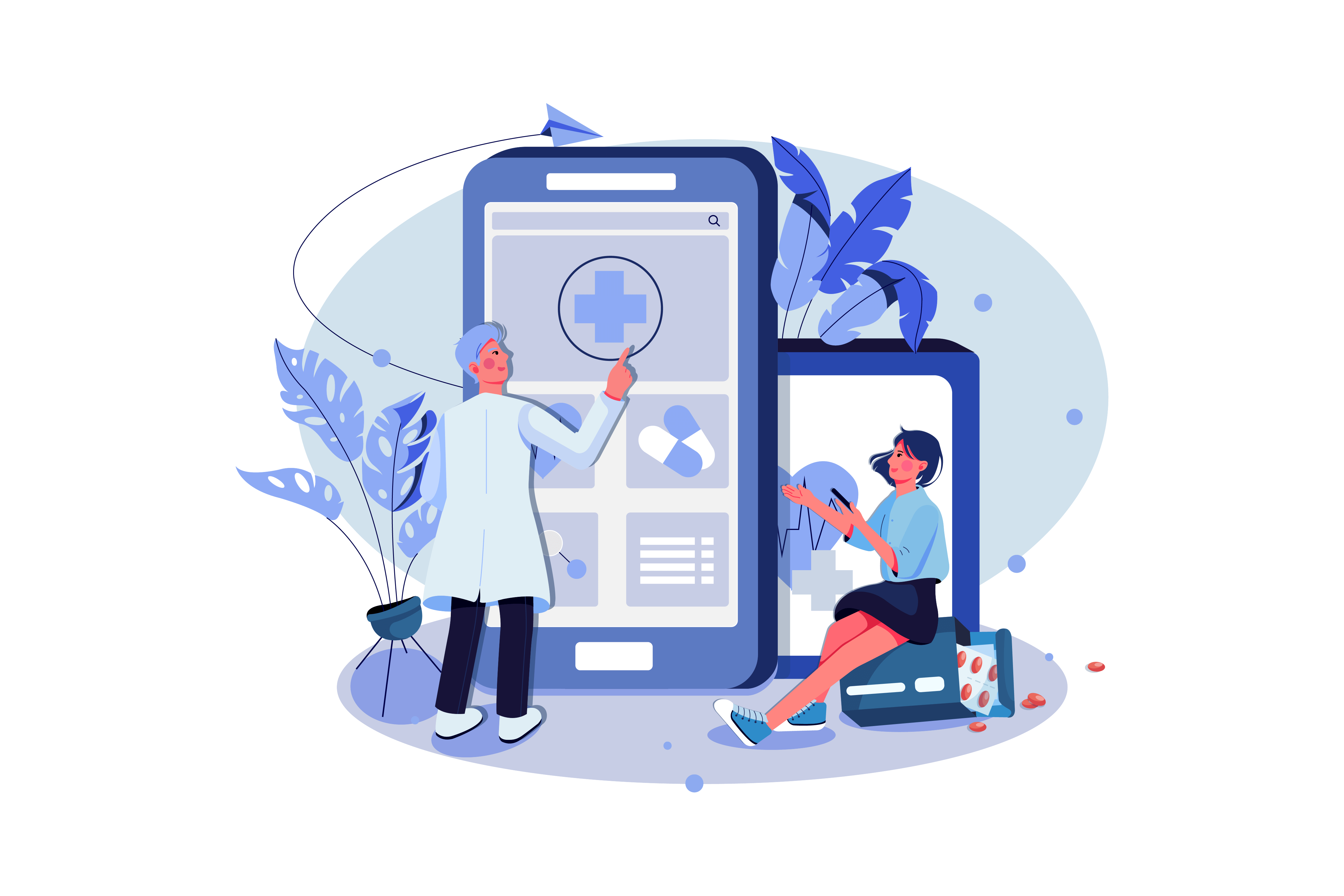 connected health technology